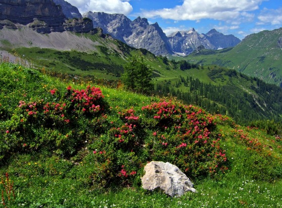 Tirol - Austria Desktop Background